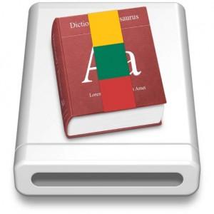 Papildomi OS X žodynai