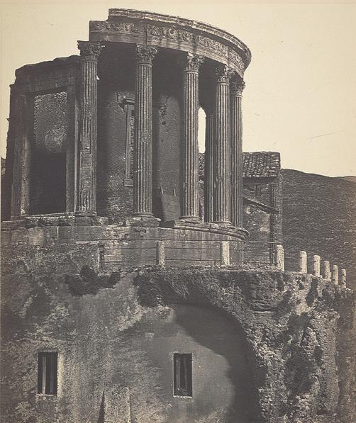 MacPherson,_Robert_(1811-1872)_-_n._681_-_Temple_of_Vesta_at_Tivoli_-_ca._1858