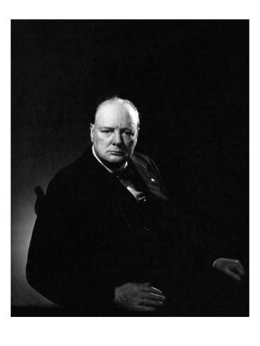"Winston Churchill, ""Vanity Fair"" 1932 balandis (Edward Steichen)"