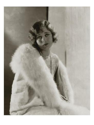 "Dolores Costello ""Vanity fair"", 1927 rugpjūtis (Edward Steichen)"