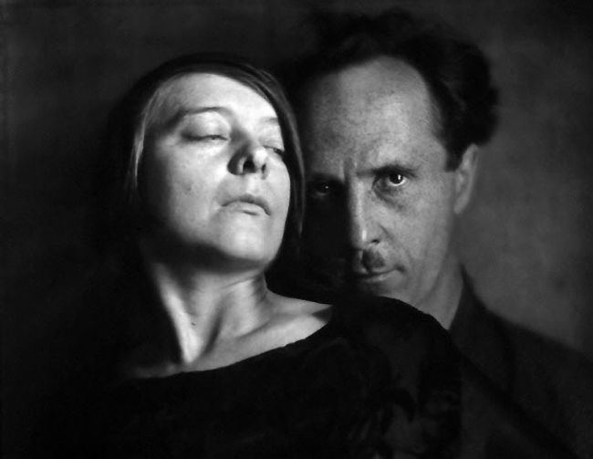 Fotografai  Edward Weston ir Margrethe Mather, 1922