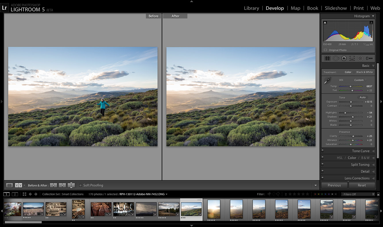 Adobe Photoshop Lightroom 5 beta Advanced_Healing Brush