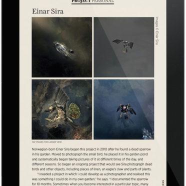 BPJ išleido naują iPhone ir iPad žurnalo aplikaciją