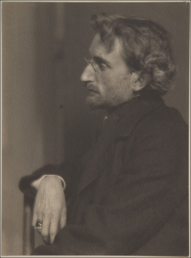 Fred Holland Day. Fotografas: Reginald W Craigie (1900)