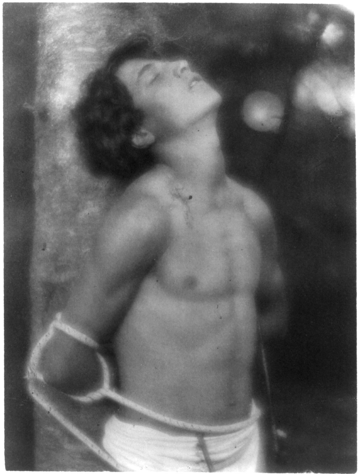 Fred Holland Day: St. Sebastian (1906)
