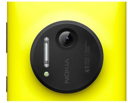 """Nokia """"stato"""" ant fotografijos – Lumia 1020"""
