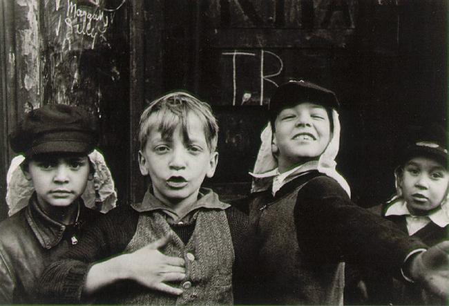 Helen Levitt: 1940