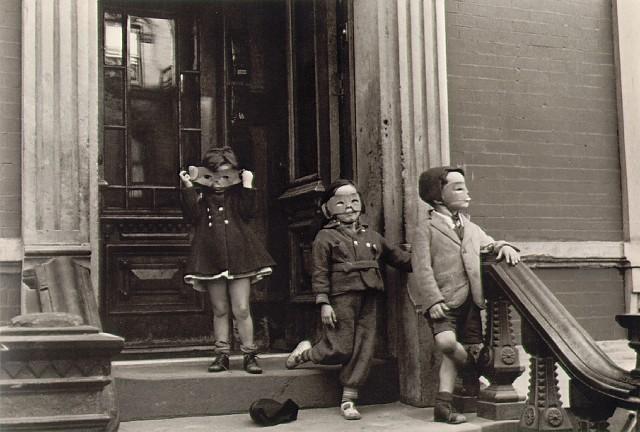 Helen Levitt: 1942