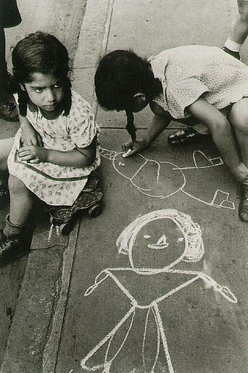 Helen Levitt: gatvės piešiniai 1940
