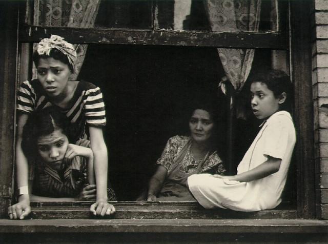 Helen Levitt: susirūpinę 1940