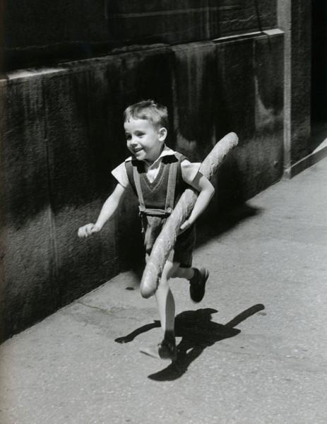 Willy Ronis: Paryžius, 1952