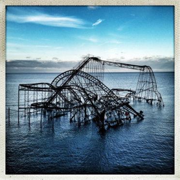 Naujoje knygoje apie uraganą Sundy nuotraukos padarytos tik iPhone