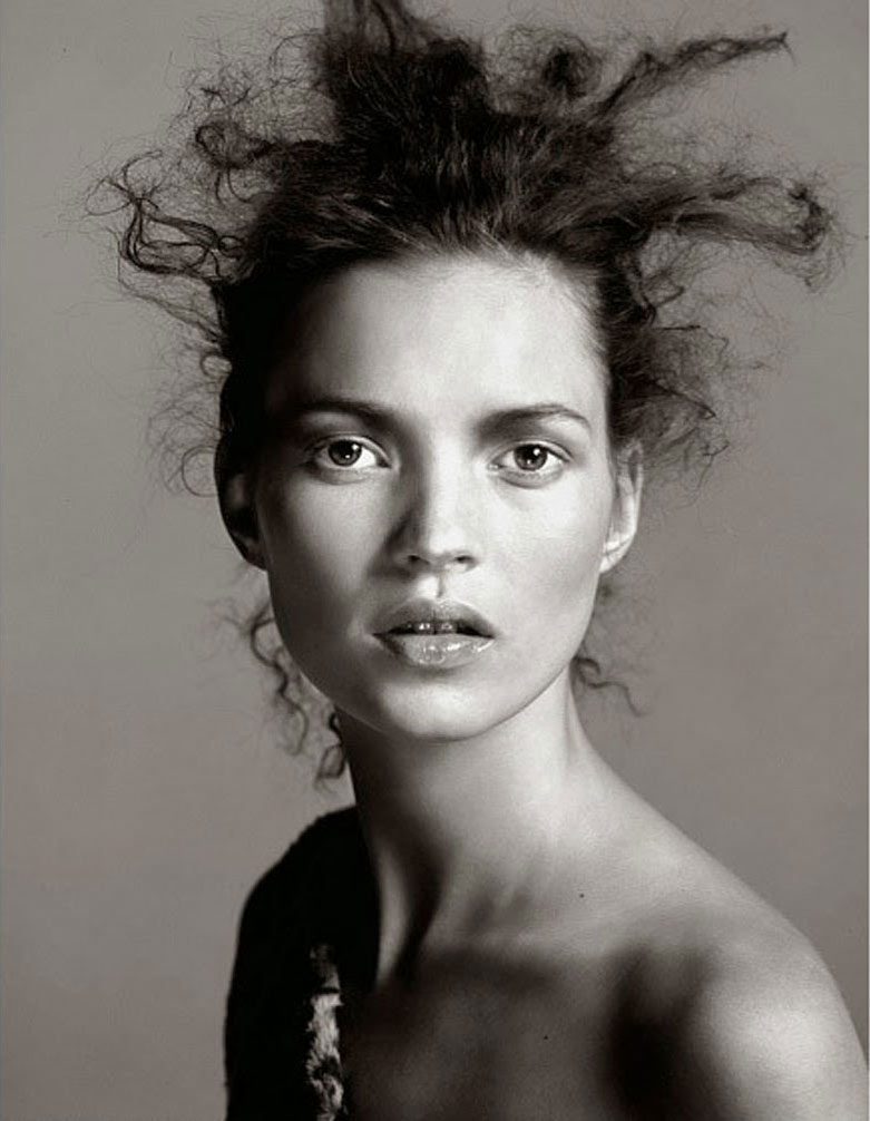 Richard Avedon, Kate Moss