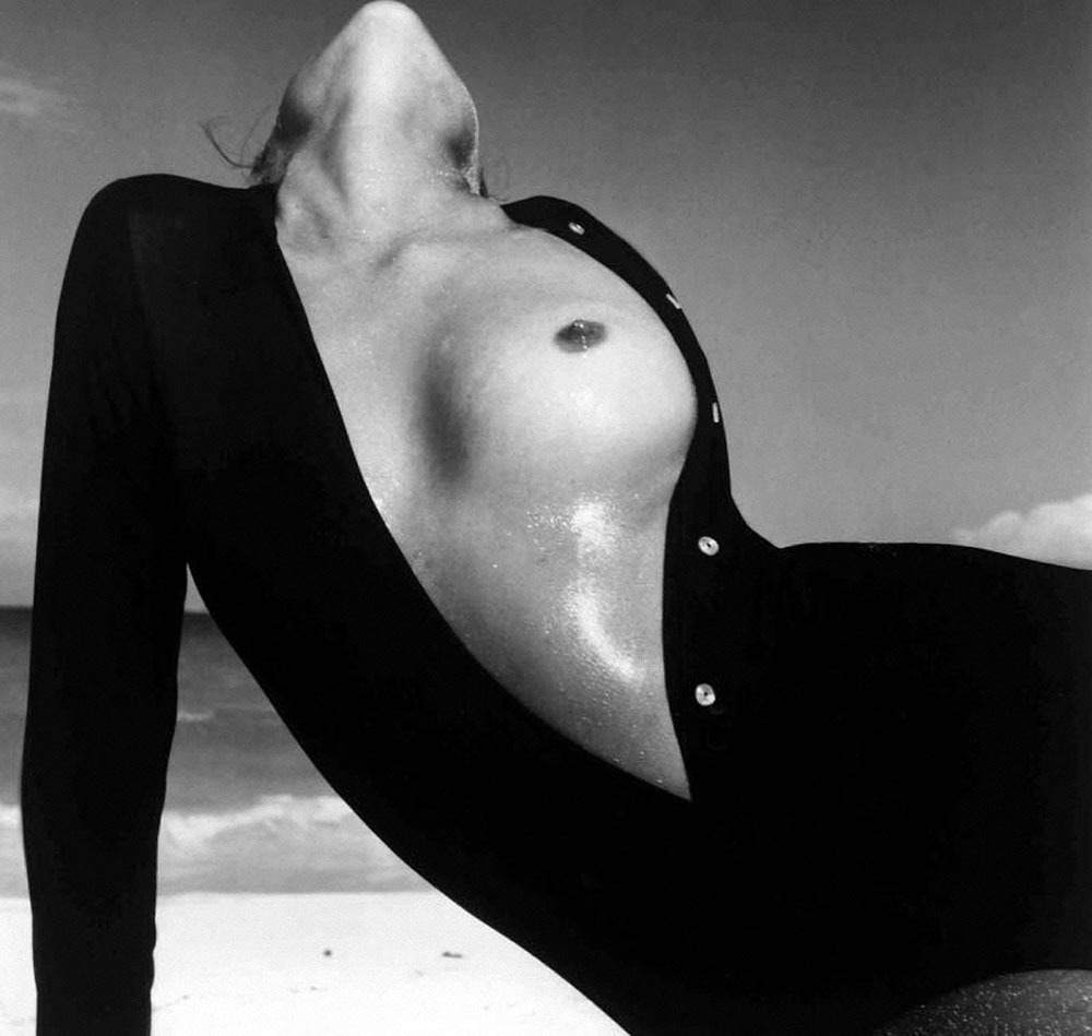 Richard Avedon, Lauren Hutton