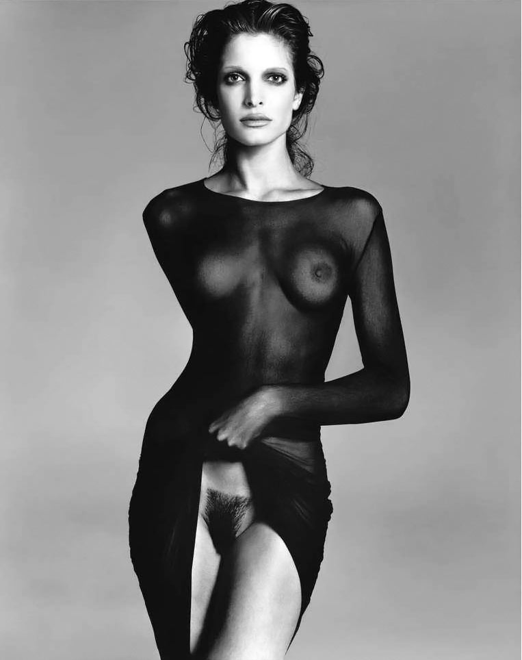 Richard Avedon, Stephanie Seymour, 1992