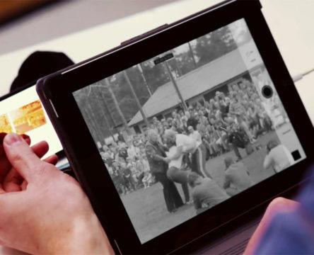Kaip iPad ar iPhone pagalba greitai ir patogiai peržiūrėti negatyvus