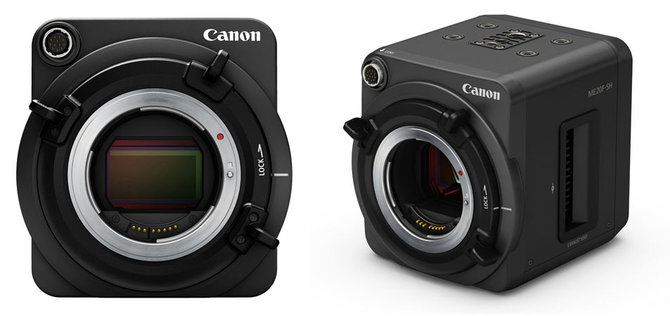 Canon ME20F-SH priekis