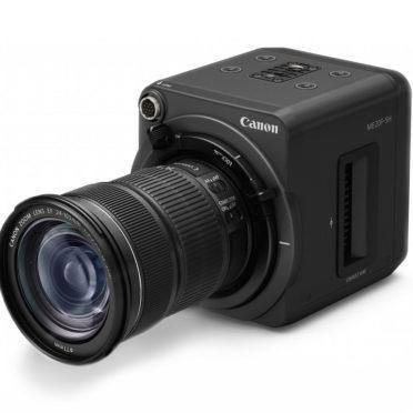 Nauja Canon kamera gali matyti ten kur nematome mes