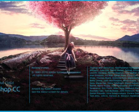 Adobe Photoshop CC skirtą OSX papildė 10-bitų spalvų palaikymu